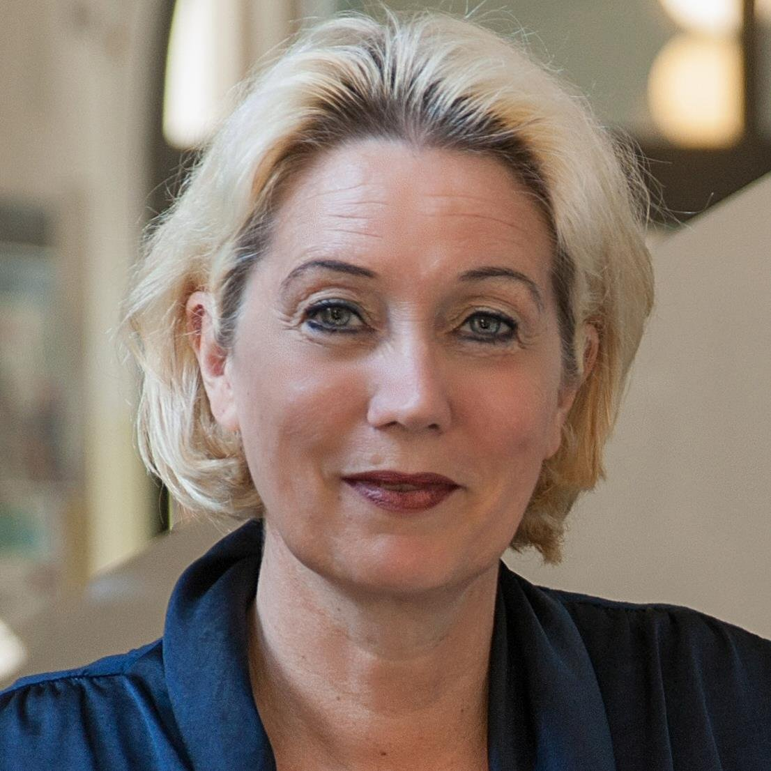 Wethouder Annelies Usmany