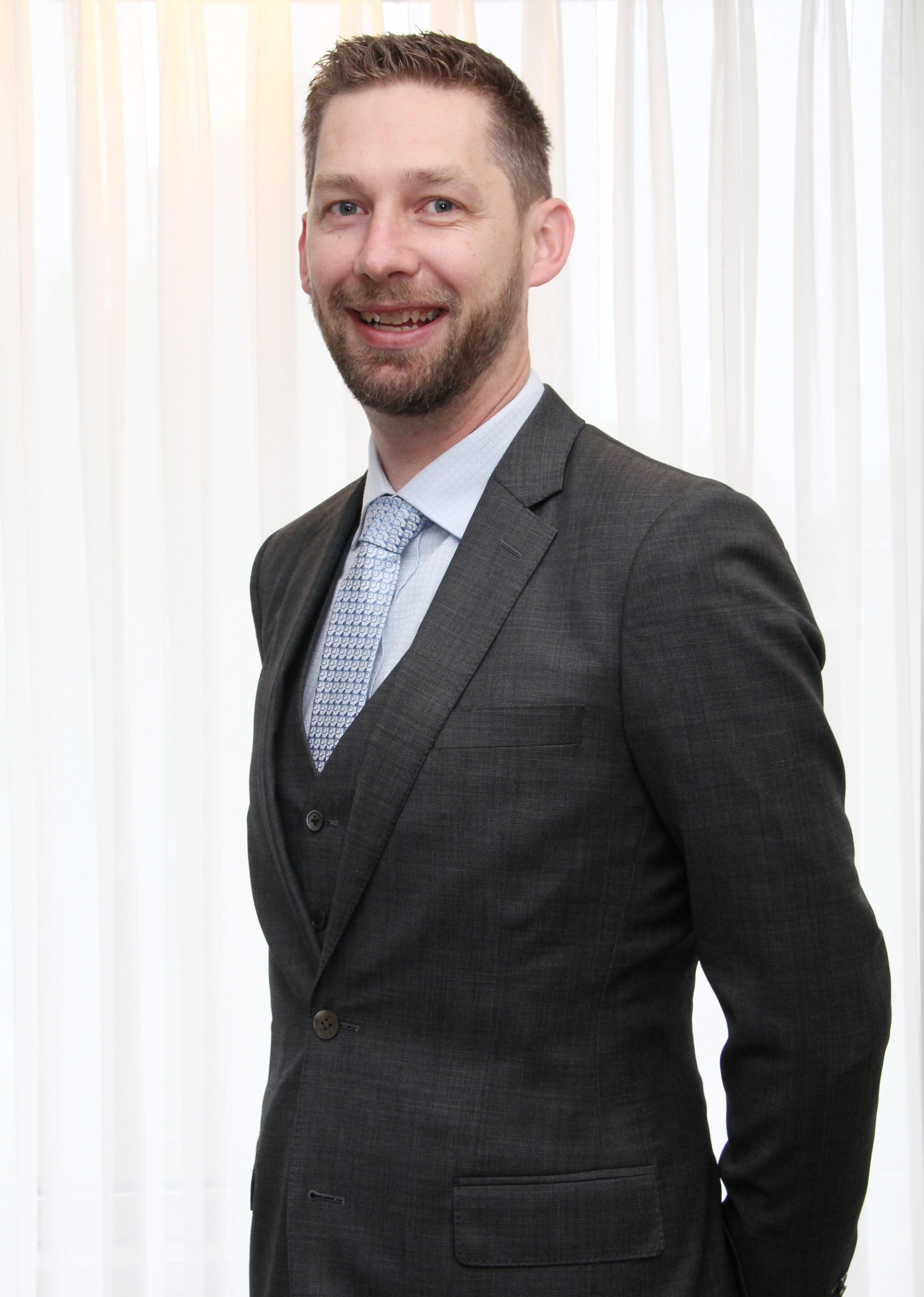 Wethouder Johan Hamster