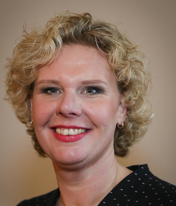 Wethouder Kristel Rutgers